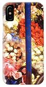 Flowers In Goa IPhone Case