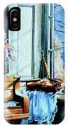 Piano In The Sun IPhone Case