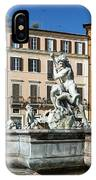Piazza Navona IPhone Case