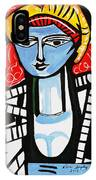 Picasso By Nora  Film Star IPhone Case