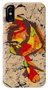Picasso Is To Twombly IPhone Case