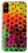 Pick A Straw IPhone Case