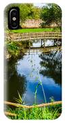 Picnic Area In The Marnel River I IPhone Case