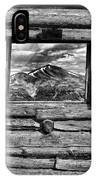 Picture Window #3 IPhone Case