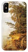 Pictured Rocks Water IPhone Case