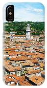 Picturesque Cityscape Of Verona Italy IPhone Case