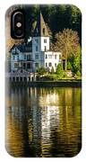 Picturesque Grundlsee IPhone Case