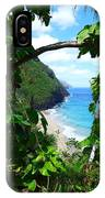 Picturesque Hawaii  IPhone Case