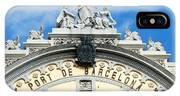 Picturesque Spain IPhone Case