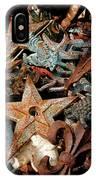 Pieces Of Iron IPhone Case