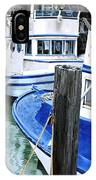 Pier 39 IPhone Case