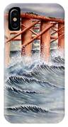 Pier At Atlantic City IPhone Case