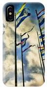 Pier Flags IPhone Case