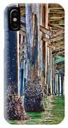 Pier Pylons Balboa IPhone Case