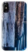 Pier Ventura Ca IPhone Case