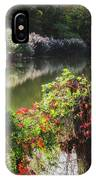 Piermont Fall Color IPhone Case