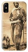 Pierre Savorgnan De Brazza IPhone Case