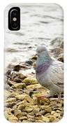 Pigeon Close To The River IPhone Case