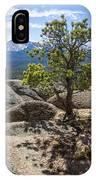 Pikes Peak Bristlecone IPhone Case