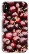 Pile Of Cherries IPhone Case