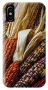 Pile Of Indian Corn IPhone Case