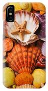 Pile Of Seashells IPhone Case