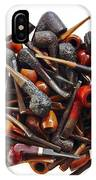 Pile Pipes IPhone Case