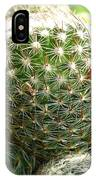 Pincushion Cactus IPhone Case