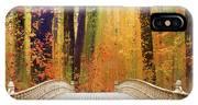 Pine Bank Splendor IPhone Case
