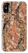 Pine Bark IPhone Case