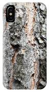 Pine Bark IPhone Case