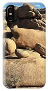 Pine City Boulders IPhone Case