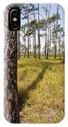 Pine Savanna II IPhone Case