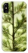Pine Shower IPhone Case
