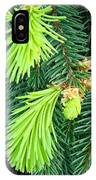 Pine Tree Branches Art Prints Conifer Forest Baslee Troutman IPhone Case