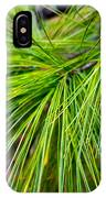 Pine Tree Needles IPhone Case