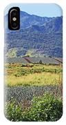 Pineapple Fields IPhone Case