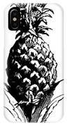 Pineapple Print IPhone X Case