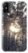 Pines 2 IPhone Case