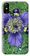 Pinewoods Lily IPhone Case