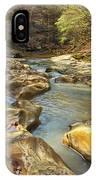 Piney Creek Ravine Revisited 1 IPhone Case