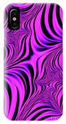 Pink Abyss IPhone Case