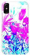Pink And Blues IPhone Case