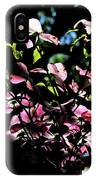 Pink And White Blossoms IPhone Case