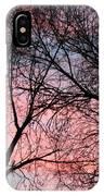Pink Blue Sky IPhone Case