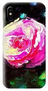Pink Camille,nishishinjuku IPhone Case