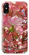 Pink Dogwood Flowering Tree Art Prints Canvas Baslee Troutman IPhone Case