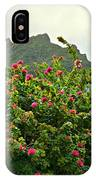 Pink Flower Explosion IPhone Case