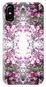 Pink Flower Sky Window IPhone Case