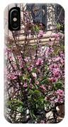 Pink Flower Tree. Elegant IPhone Case